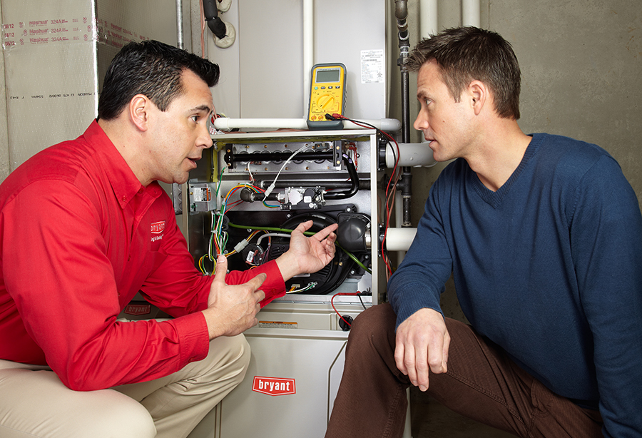 It's time to replace your faulty furnace